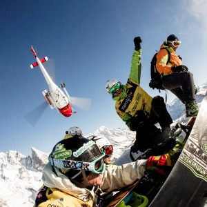 INTO THE WILD, INTO THE WHITE – IL FREERIDE WORLD TOUR 2014 A COURMAYEUR