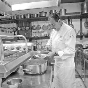 """""""L'ALTRO VISSANI"""" DEBUTTA A CORTINA: LO CHEF GIANFRANCO VISSANI PER IL NUOVO RISTORANTE DELL'HOTEL BELLEVUE"""