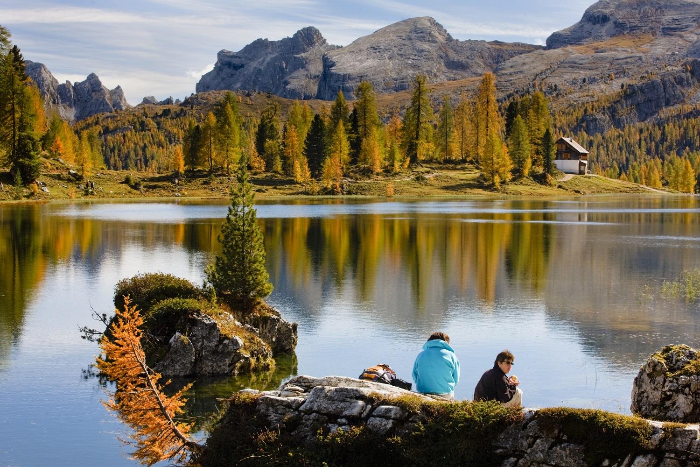 Autunno a cortina una montagna di proposte - Giardini di montagna foto ...