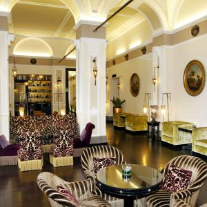 L'HOTEL BERNINI PALACE DI FIRENZE CONQUISTA LA QUINTA STELLA