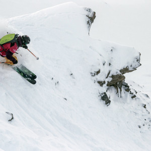 FREERIDE WORLD TOUR, TAPPA D'APERTURA A COURMAYEUR