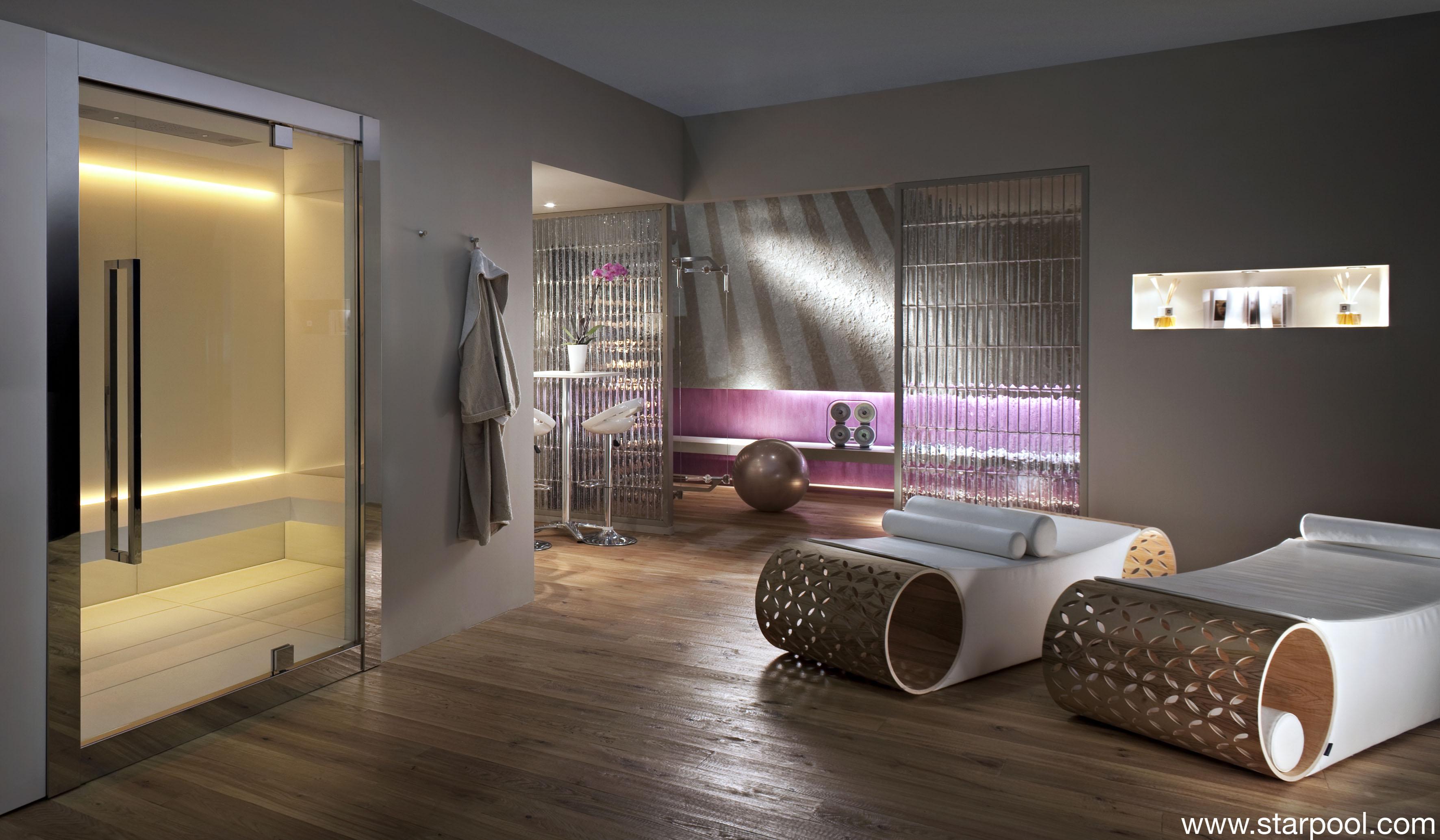 Centri benessere di lusso idee di design per la casa for Progetti di casa di lusso