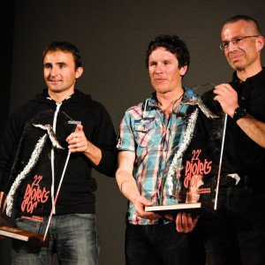 PIOLETS D'OR 2014 A STECK, WELSTED E SLAWINSKY