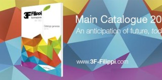 3F FILIPPI PUBBLICA IL NUOVO CATALOGO PRODOTTI 2014/2015