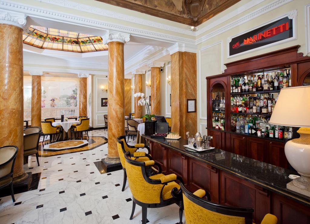 PRANZI E CENE AD ARTE AL GRAND HOTEL MAJESTIC