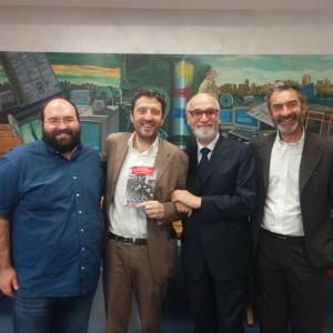CORTINA TRA LE RIGHE: PRESENTATO A ROMA IL PROGRAMMA DELL'EDIZIONE 2016