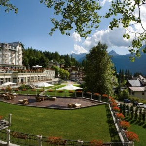 CRISTALLO RESORT & SPA CORTINA ENTRA A FAR PARTE DI THE LUXURY COLLECTION