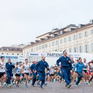 "DORELAN SPONSOR DELLA 1° ""NO SMOKING RUN"""