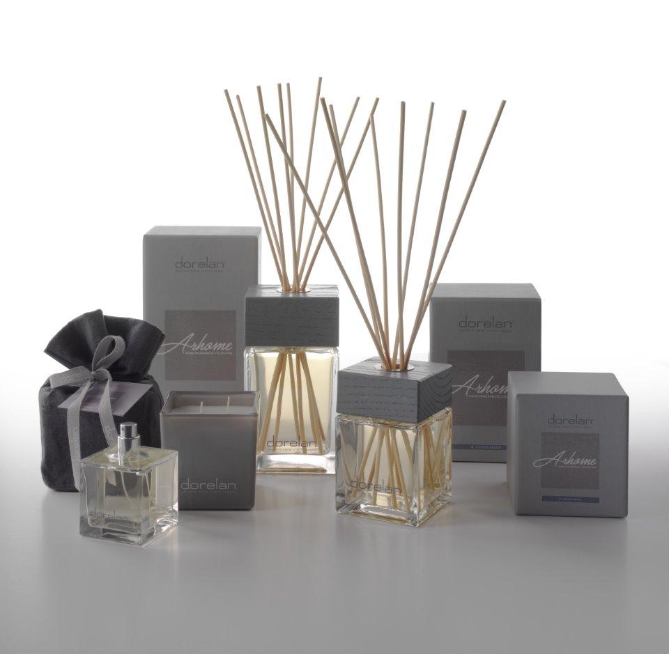 Arhome la prima collezione di fragranze per ambienti for Concetto di piani per la casa
