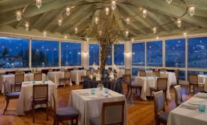 sala da pranzo hotel lusso