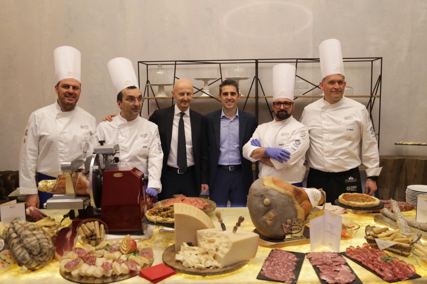 """Il """"sistema Parma"""" per promuovere il territorio attraverso il cibo: la cabina di regia e i grandi eventi gastronomici del 2018"""