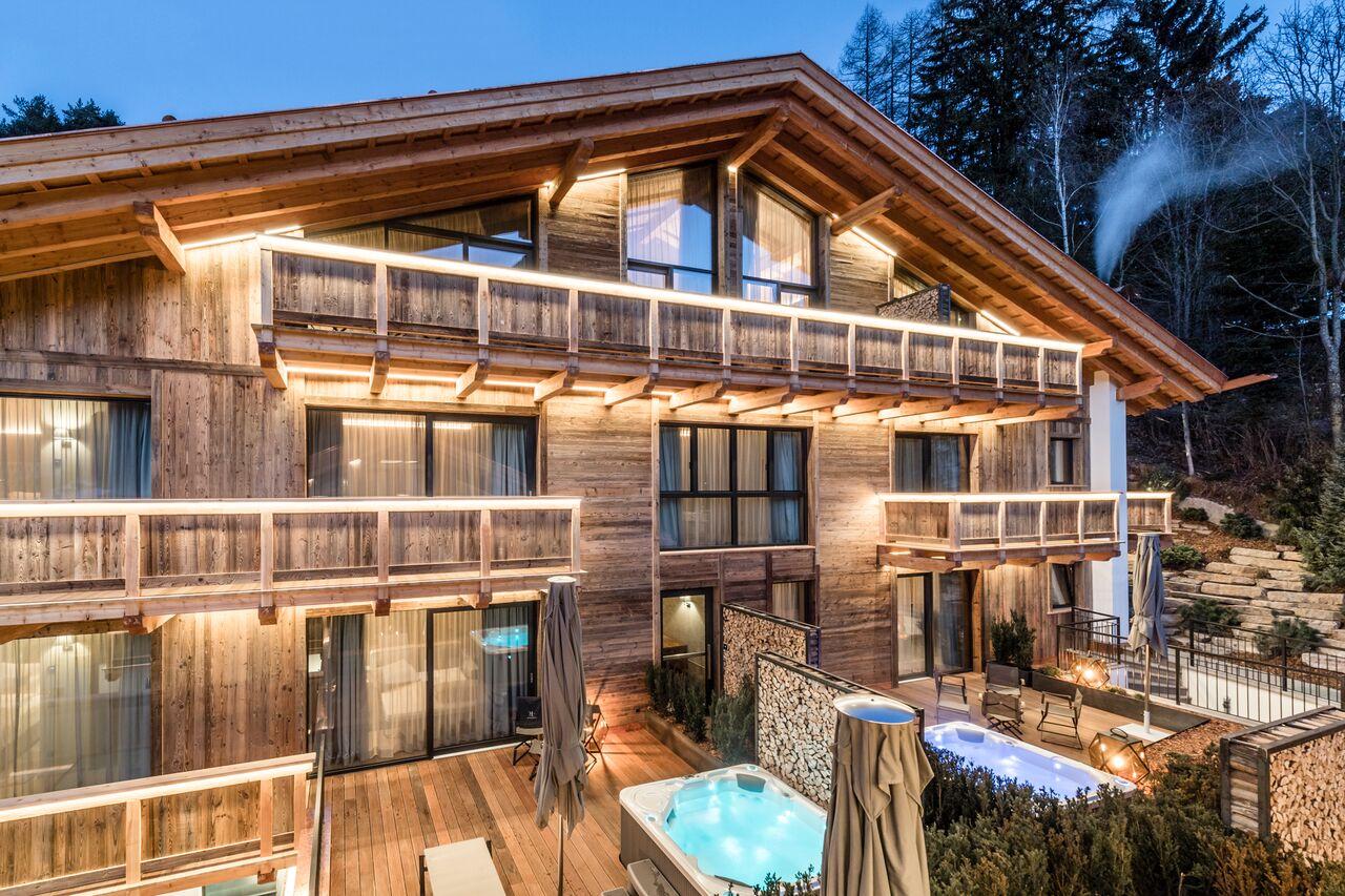 Il wellness concept starpool conquista l alto adige for Design hotel alto adige