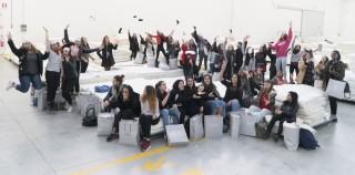 Dorelan al BUON VIVERE 2018  I'M a DREAMER – Sogno_Riciclo_Creo