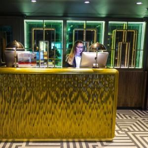 Il nuovo Hotel Indigo London sceglie la biocompatibilità di Fiemme 3000