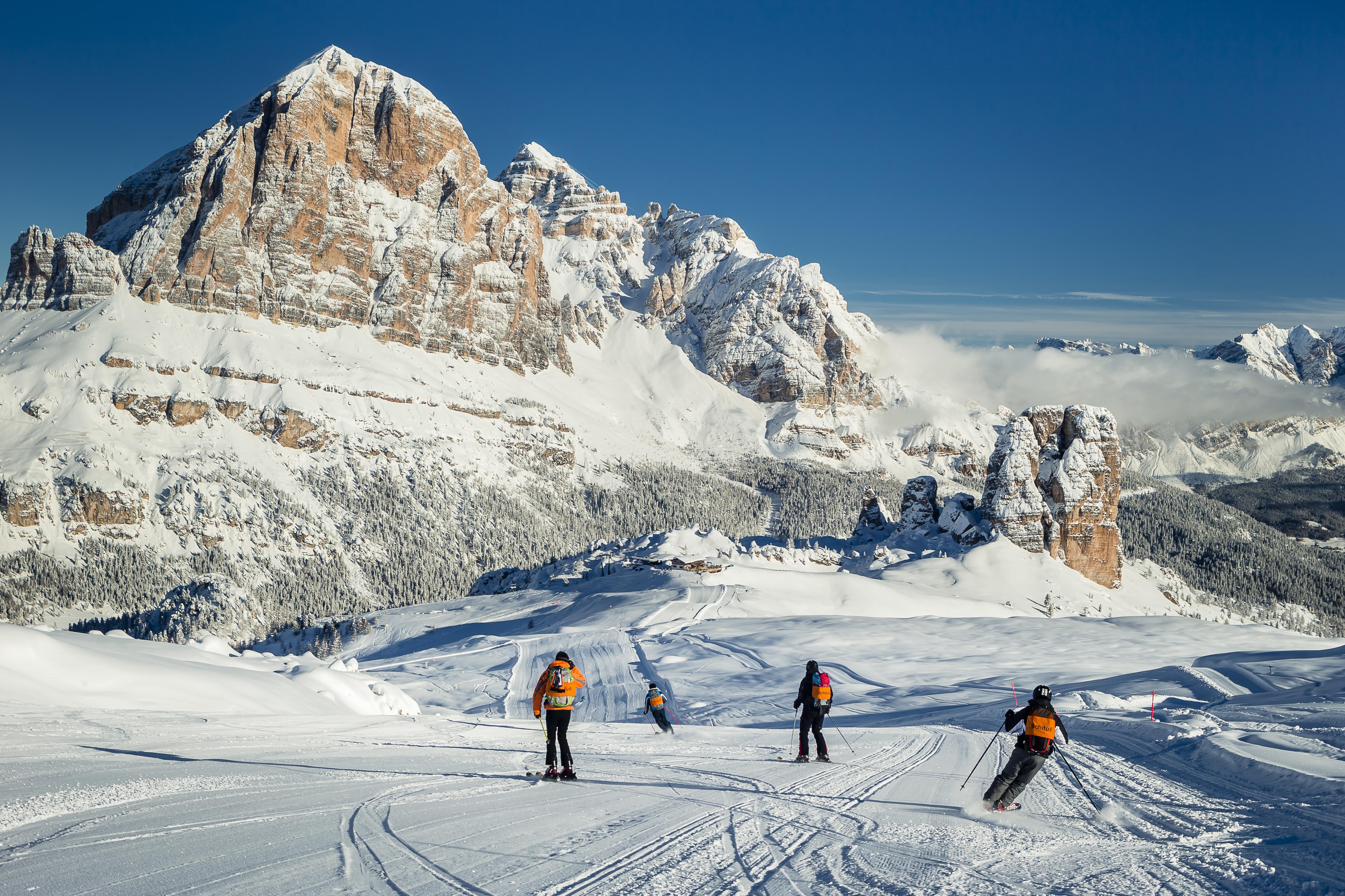 A Cortina un inizio di stagione a tutto sport e glamour