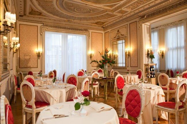 Genova, Natale e Capodanno in riva al mare: menu e proposte del Bristol Palace